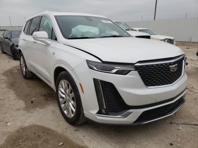 Salvage cars for sale from Copart Temple, TX: 2020 Cadillac XT6 Premium