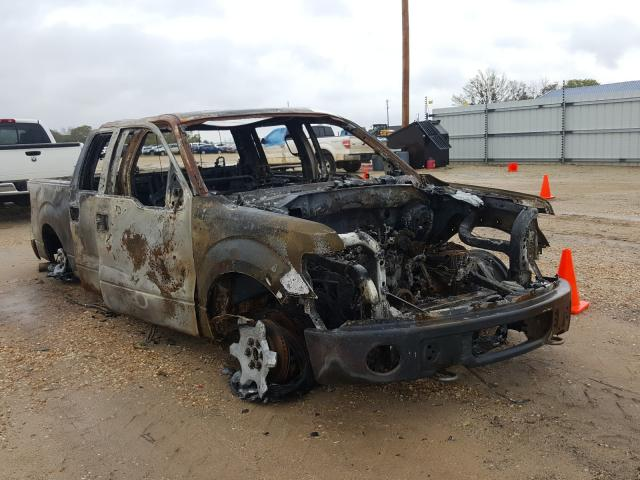 Salvage cars for sale from Copart Newton, AL: 2013 Ford F150 Super