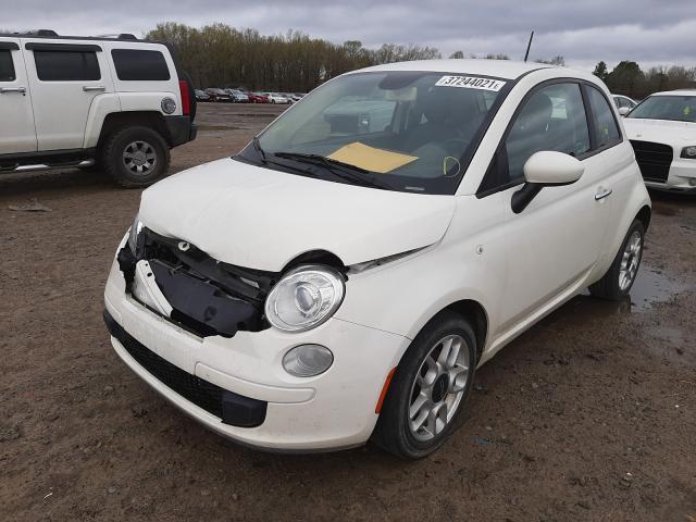 2013 Fiat 500 | Vin: 3C3CFFAR3DT688682