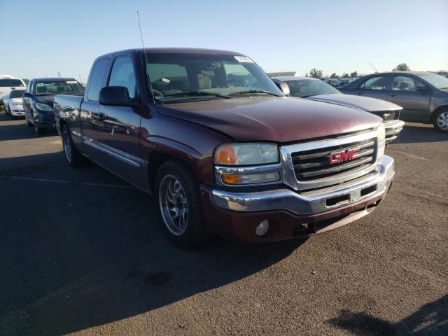 GMC New Sierra salvage cars for sale: 2003 GMC New Sierra