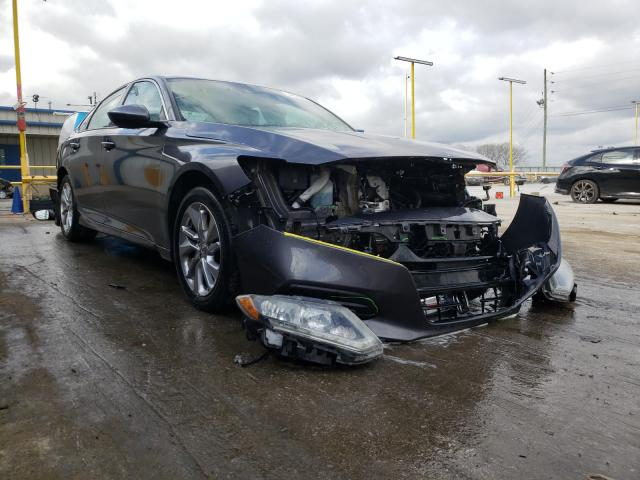 2018 HONDA ACCORD LX 1HGCV1F10JA144360