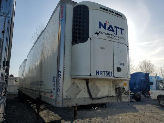 Salvage cars for sale from Copart Ontario Auction, ON: 2007 Utility Reefer