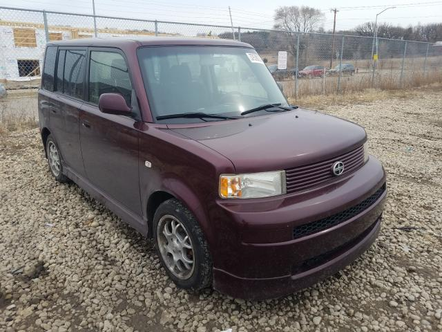 Salvage cars for sale from Copart Madison, WI: 2006 Scion XB