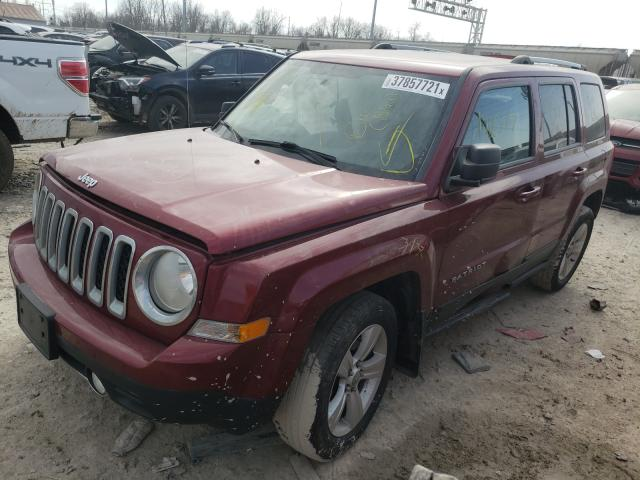 2014 JEEP PATRIOT LI 1C4NJRCB0ED560766