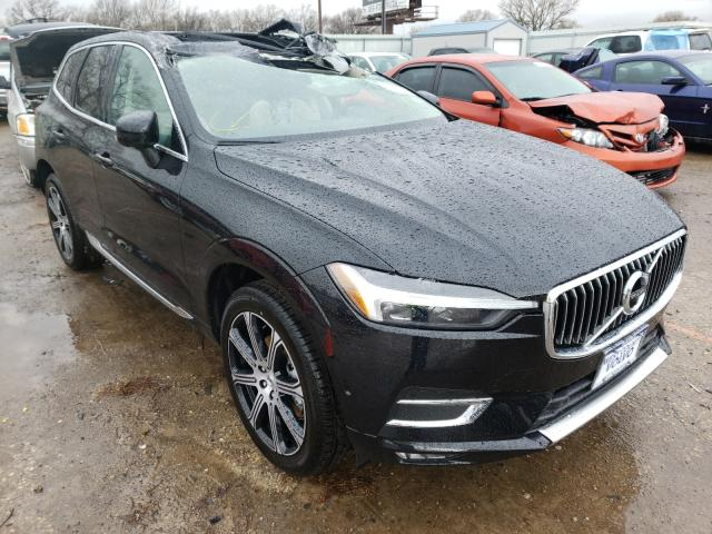 Volvo salvage cars for sale: 2021 Volvo XC60 T5 IN