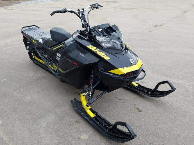 Skidoo salvage cars for sale: 2017 Skidoo Summit