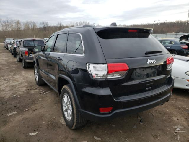 2018 JEEP GRAND CHER - Right Front View