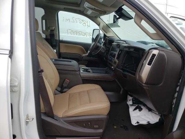 2019 GMC SIERRA K35 - Left Rear View
