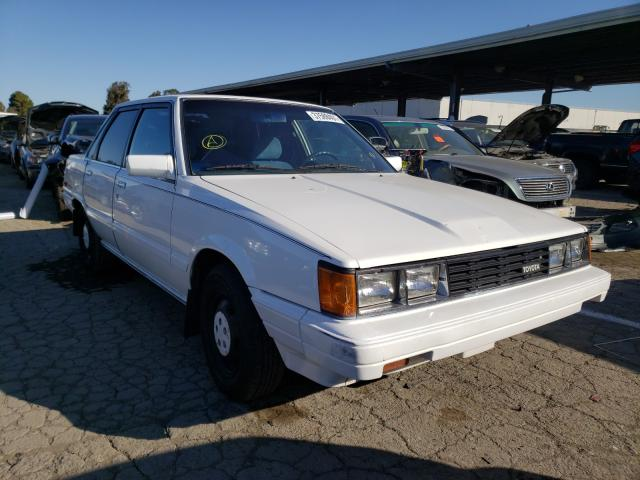 Salvage cars for sale from Copart Hayward, CA: 1984 Toyota Camry LE