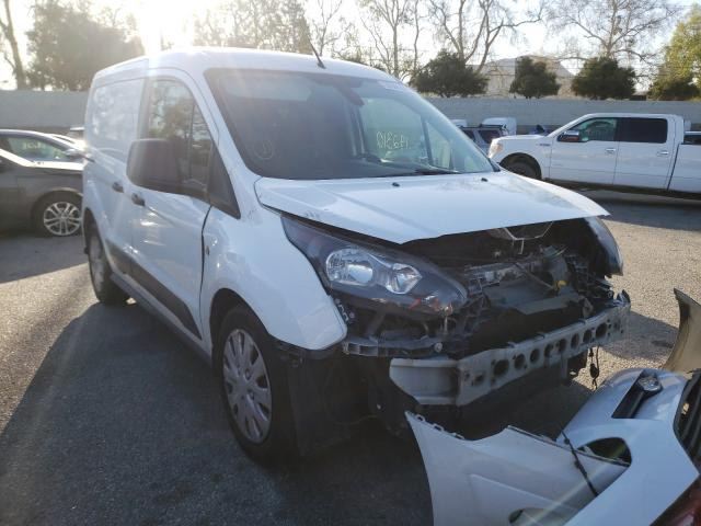 Salvage cars for sale from Copart Colton, CA: 2015 Ford Transit CO