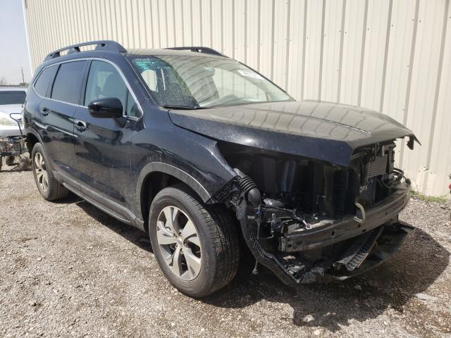 Salvage cars for sale from Copart Houston, TX: 2021 Subaru Ascent PRE
