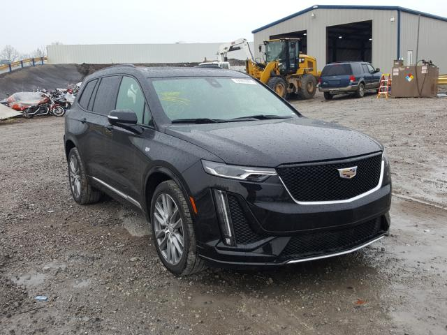 Salvage cars for sale from Copart Hueytown, AL: 2020 Cadillac XT6 Sport