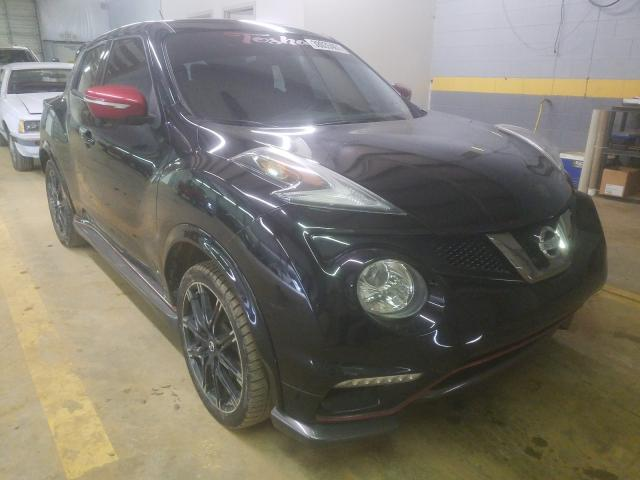Salvage cars for sale from Copart Mocksville, NC: 2015 Nissan Juke S