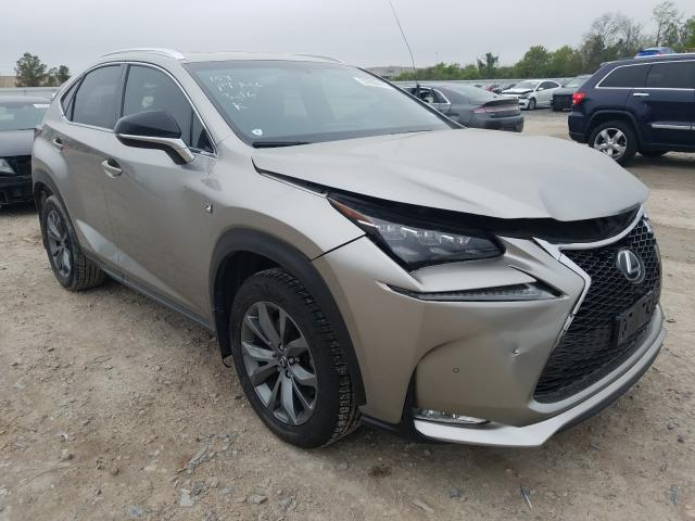 2016 Lexus NX 200T BA for sale in Houston, TX