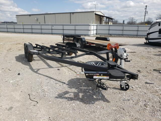 Salvage 2020 UTILITY TRAILER - Small image. Lot 37535101