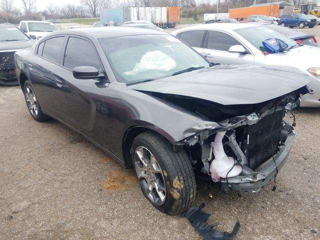 Salvage 2017 DODGE CHARGER - Small image. Lot 37859291