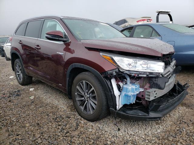 Vehiculos salvage en venta de Copart Magna, UT: 2018 Toyota Highlander