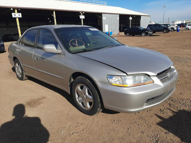 Salvage cars for sale from Copart Phoenix, AZ: 1999 Honda Accord EX
