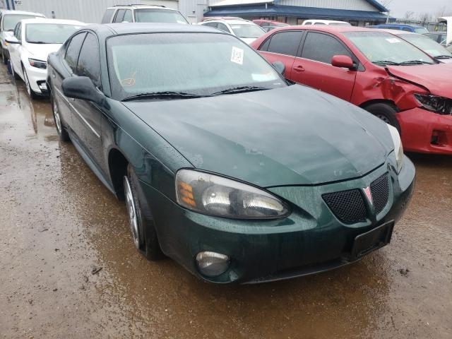 Salvage cars for sale from Copart Pekin, IL: 2004 Pontiac Grand Prix