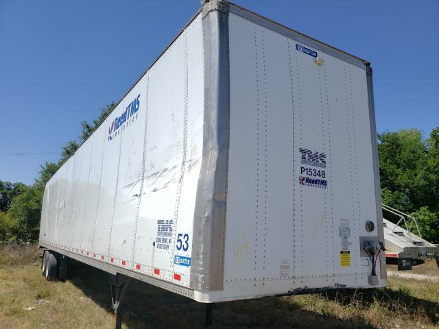 Stoughton Vehiculos salvage en venta: 2015 Stoughton 53 Trailer