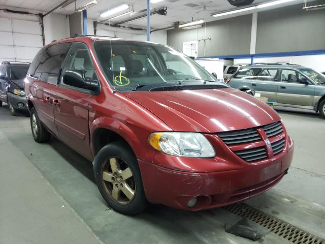Salvage cars for sale from Copart Pasco, WA: 2005 Dodge Grand Caravan