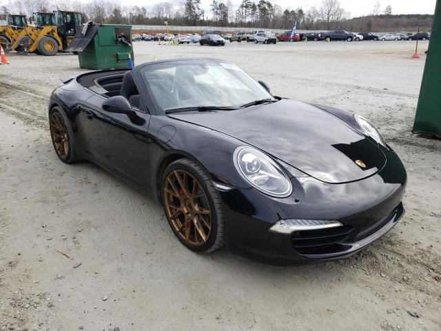 Porsche salvage cars for sale: 2013 Porsche 911 Carrer