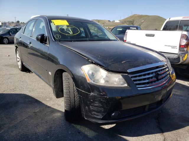 Salvage cars for sale from Copart Colton, CA: 2006 Infiniti M35 Base