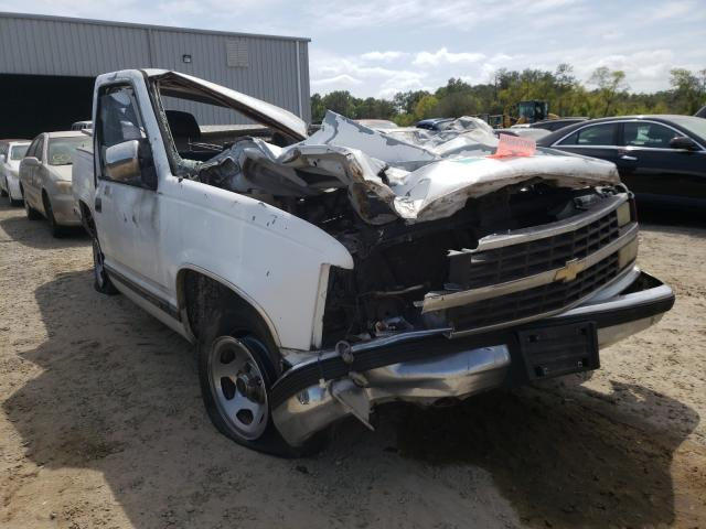 Salvage cars for sale from Copart Jacksonville, FL: 1991 Chevrolet GMT-400 C1