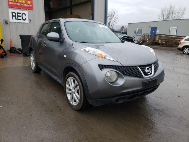 Salvage cars for sale from Copart Duryea, PA: 2013 Nissan Juke S