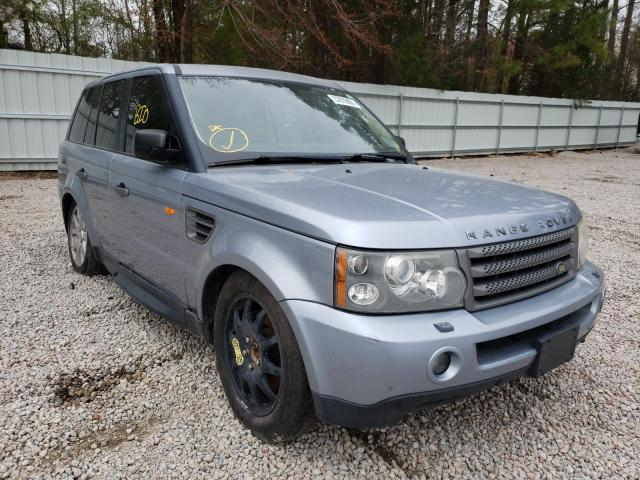 Salvage cars for sale from Copart Knightdale, NC: 2008 Land Rover Range Rover
