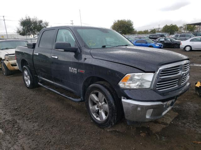 Dodge 1500 salvage cars for sale: 2015 Dodge 1500