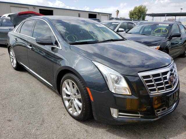 Salvage cars for sale from Copart Colton, CA: 2014 Cadillac XTS Luxury