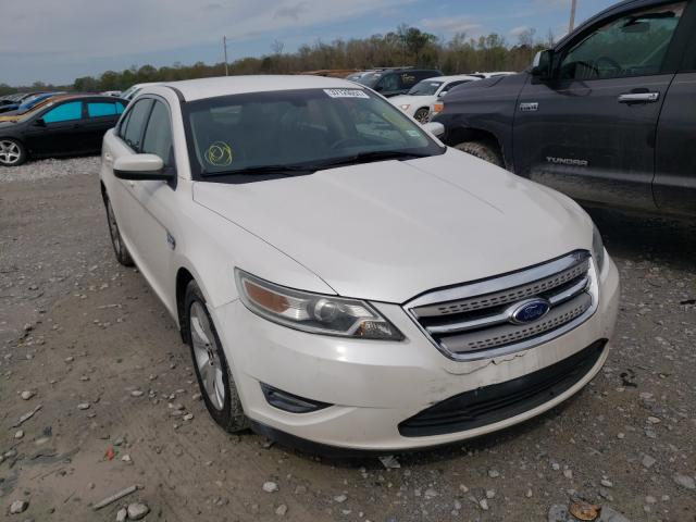 Salvage cars for sale from Copart Montgomery, AL: 2012 Ford Taurus SEL