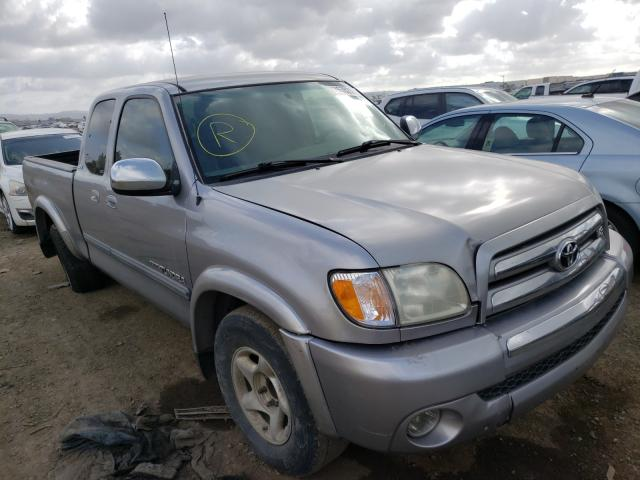 Salvage cars for sale from Copart San Diego, CA: 2003 Toyota Tundra ACC