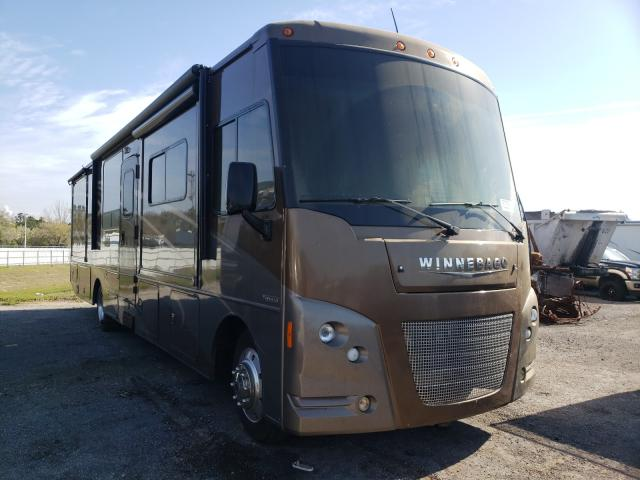 Salvage cars for sale from Copart Jacksonville, FL: 2015 Winnebago Vista