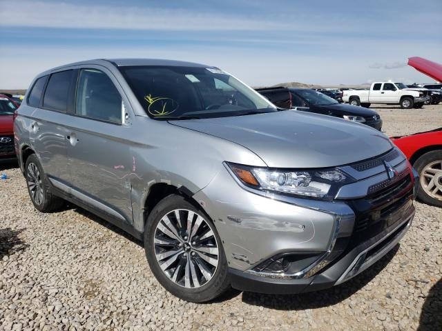 Salvage cars for sale from Copart Magna, UT: 2020 Mitsubishi Outlander