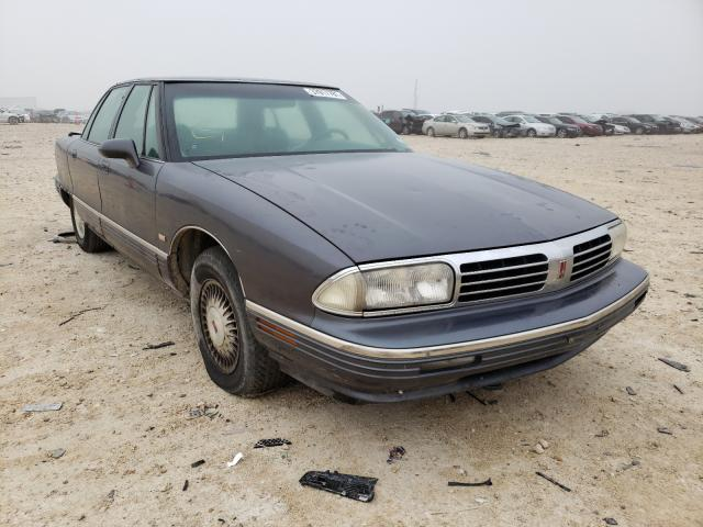 Oldsmobile salvage cars for sale: 1995 Oldsmobile 98 Regency