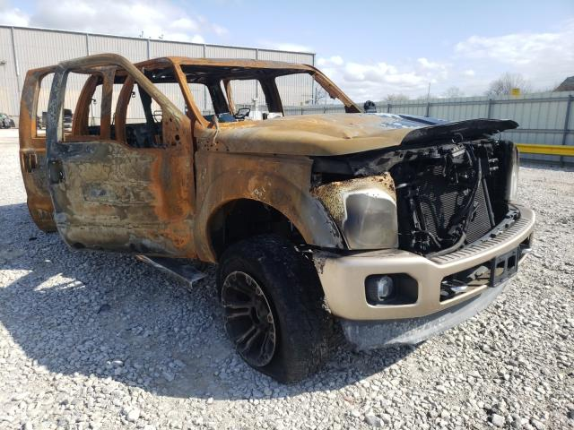 Salvage cars for sale from Copart Lawrenceburg, KY: 2014 Ford F250 Super
