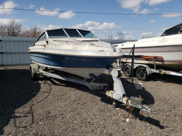 Salvage cars for sale from Copart Columbia Station, OH: 1986 Sea Ray Boat