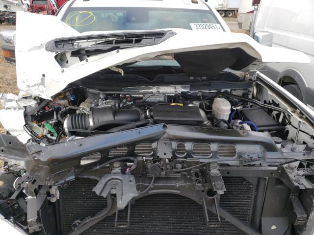 2019 GMC SIERRA K35 - Interior View