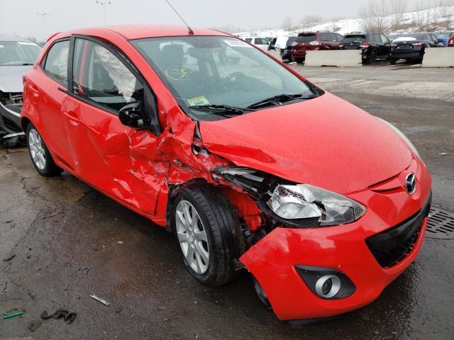 Mazda Vehiculos salvage en venta: 2011 Mazda 2