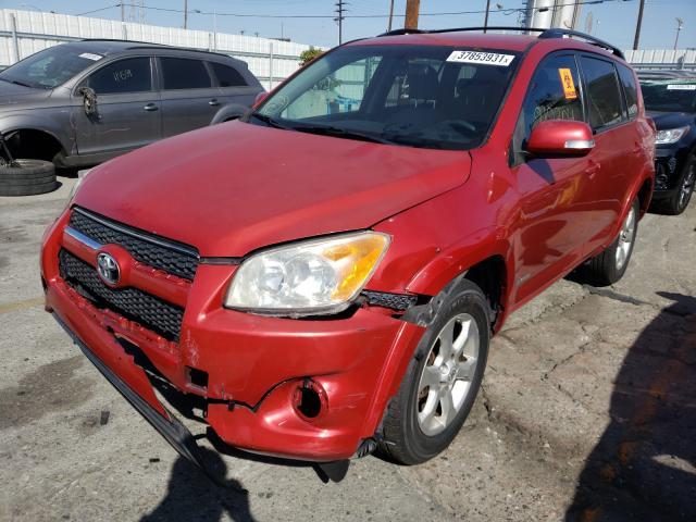 2010 Toyota Rav4 Limit 2.5L, VIN: 2T3YF4DVXAW038296, аукцион: COPART, номер лота: 37853931