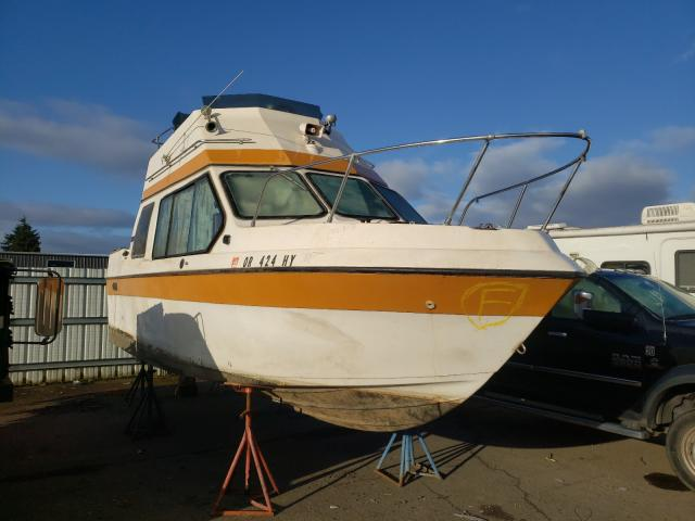 Salvage cars for sale from Copart Woodburn, OR: 1977 Boat Marine Lot