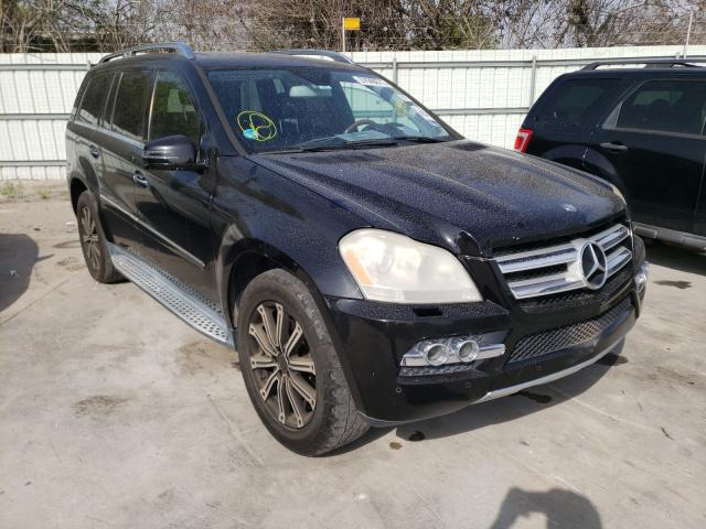 Salvage cars for sale from Copart Corpus Christi, TX: 2011 Mercedes-Benz GL 450 4matic