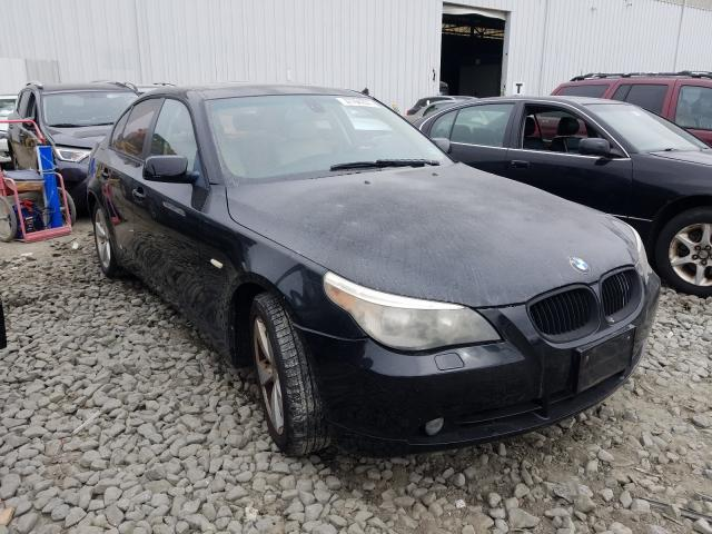 Salvage cars for sale from Copart Windsor, NJ: 2007 BMW M5