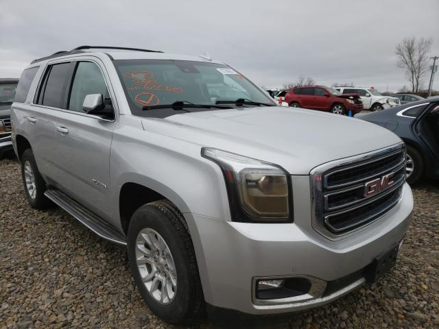 GMC salvage cars for sale: 2015 GMC Yukon SLT