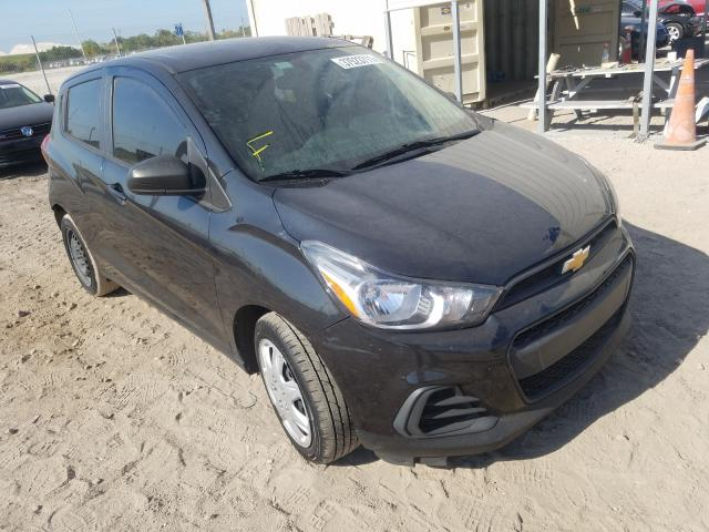 Chevrolet Spark salvage cars for sale: 2016 Chevrolet Spark