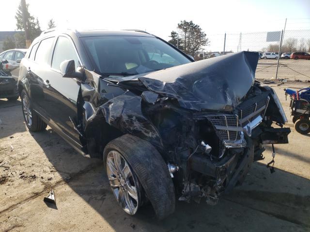 Vehiculos salvage en venta de Copart Woodhaven, MI: 2011 Cadillac SRX Luxury