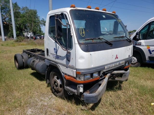 Mitsubishi Vehiculos salvage en venta: 1999 Mitsubishi FE 639