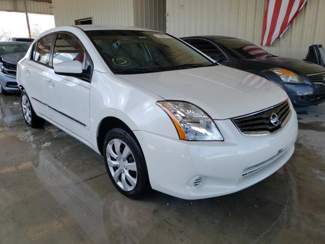 Salvage cars for sale from Copart Homestead, FL: 2010 Nissan Sentra 2.0